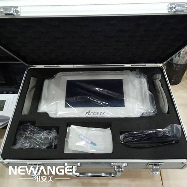 CE approved permanent makeup equipment for eyeline eyebrow and lip
