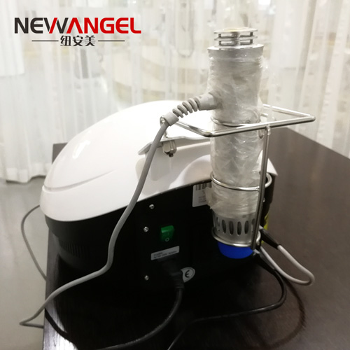 Portable shockwave therapy machine for ed