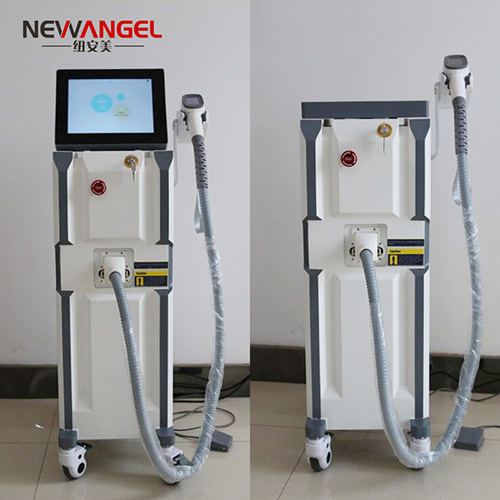 Professional permanent hair removal machine laser 3 wavelengths